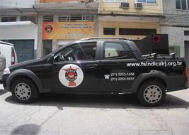 Força Sindical RJ disponibiliza carro de som aos filiados