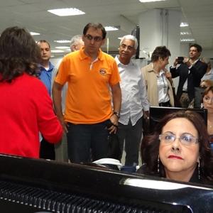 Força RJ participa de blitz em agência do INSS no Rio
