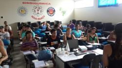 A primeira turma do curso foi criada em março de 2016