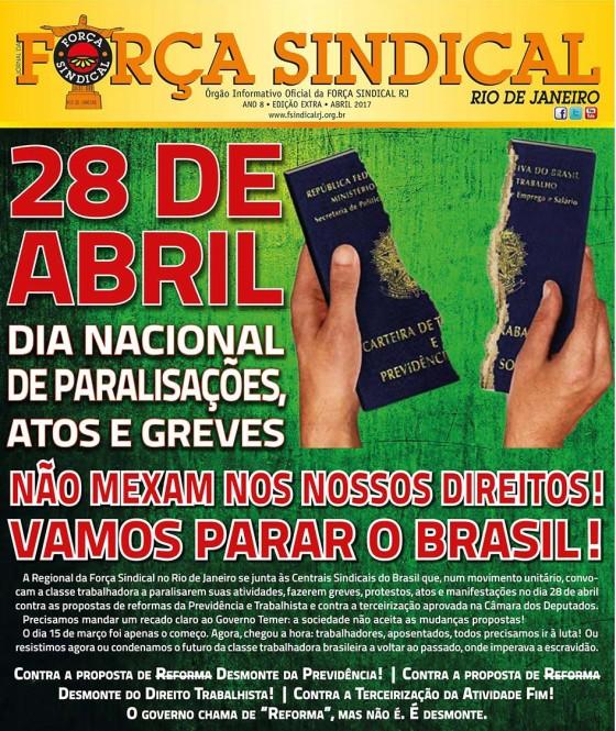 Força Rio pag 1