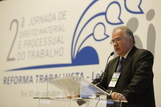 Ministro do TST, Mauricio Godinho