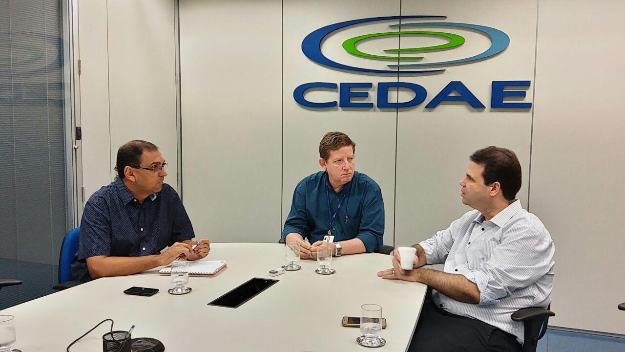 Reunião Cedae 2