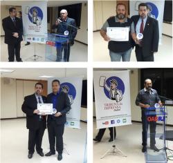 Premiações Força RJ